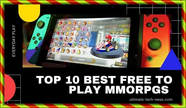 Best Free to Play MMORPGs
