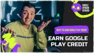 earn google play credit for free