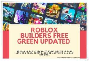 Roblox Builders