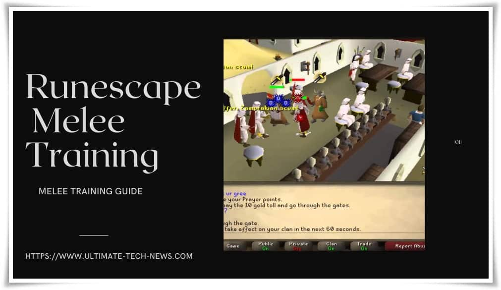 Runescape Melee Training
