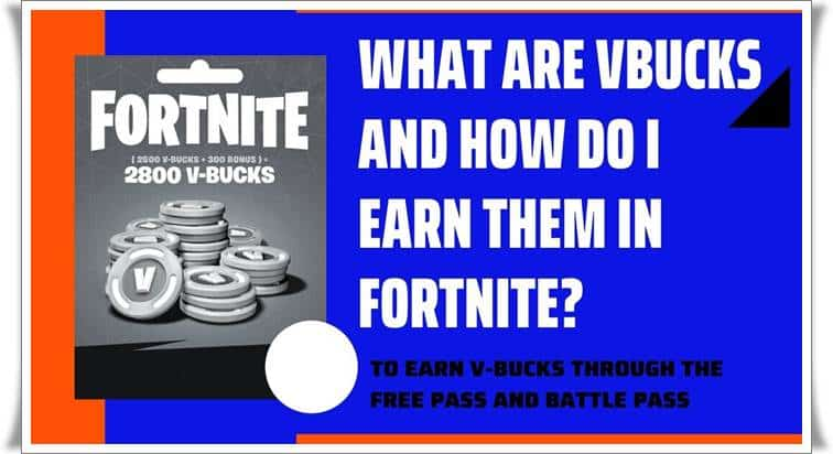 vBucks and how do I earn them in Fortnite